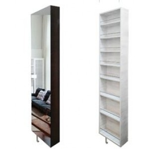 Шкаф поворотный, с 3-мя зеркалами Драйв СП Венге