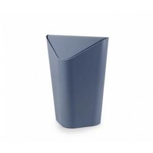 """Корзина для мусора угловая Umbra """"Corner"""" дымчато-синяя 086900-755"""