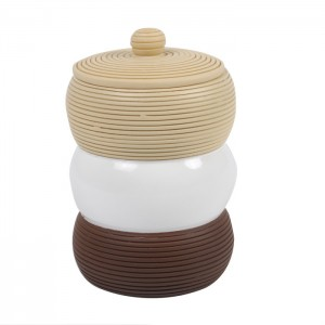 Контейнер для ватных палочек Sierra D-18406