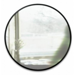 Настенное зеркало Umbra Hub Ø61 1008243-040