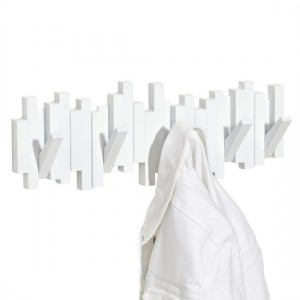 Вешалка 5 крючков Umbra 318211-660 White