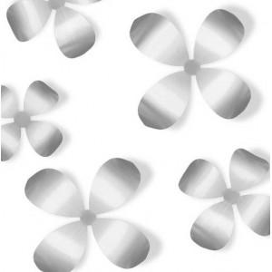 """Элемент декора Umbra """"Wallflower"""" 9 шт никель 470788-410"""