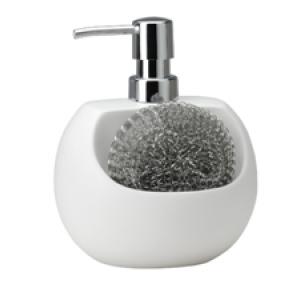 Дозатор для жидкого мыла керамический Andrea House CC63003