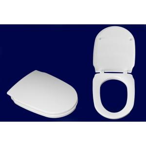 Крышка для унитаза c микролифтом Orsa Fiore s/cl
