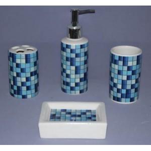 Набор аксессуаров для ванной Primanova Armony D-16012