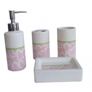 Набор аксессуаров для ванной Primanova Emma D-16008