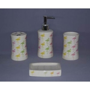 Набор аксессуаров для ванной Primanova Felik D-16017