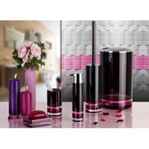 Набор аксессуаров для ванной Primanova Float pink D-15280