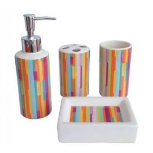 Набор аксессуаров для ванной Primanova Kety D-16009