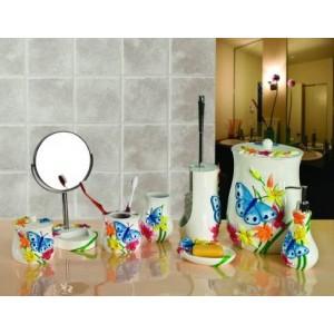 Набор аксессуаров для ванной Primanova Meadow D-13390