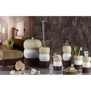 Набор аксессуаров для ванной Primanova Sierra D-18400