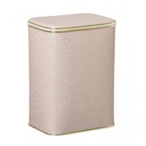 Корзина для белья Cameya FLG-M малая с золотой окантовкой