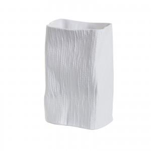 Ваза керамическая (матовый белый) E02K-31