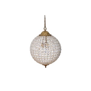 Светильник потолочный Стеклянный шар 15-MD6069-3