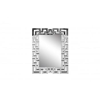 Зеркало прямоугольное в стильной раме 17-6616