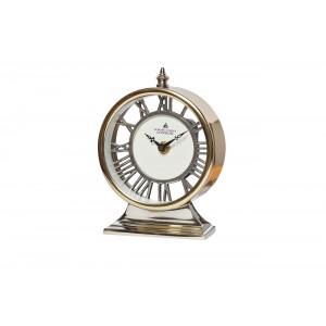 Часы настольные круглые IK50780