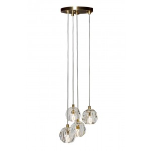 Светильник потолочный с 4мя подвесами 20MD3462-4