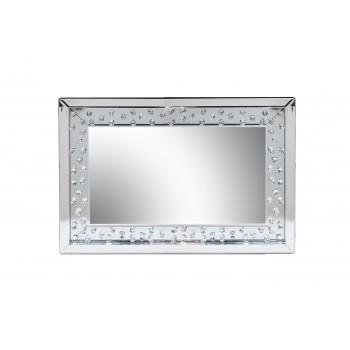 Зеркало со стразами 17-9112