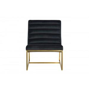 Кресло без подлокотников темно-серое 46AS-AR3039-GREY