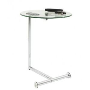 """Сервировочный столик """"Easy Living"""" прозрачный Kare 70629"""