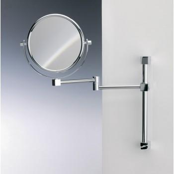 Зеркало подвесное на держателе-штанге 3-х кратное WINDISCH 991403CR