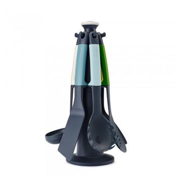 Набор кухонных инструментов Elevate Carousel Опал Joseph Joseph 10141