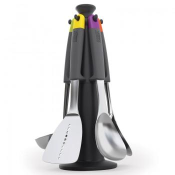 Набор кухонных инструментов Elevate Carousel стальной Joseph Joseph 10044