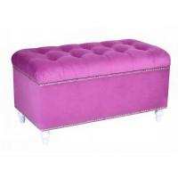 Сундук с ящиком Терамо Менса 27 фиолетовый