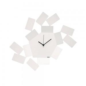 Часы настенные Stanza Scirocco Alessi MT19 W