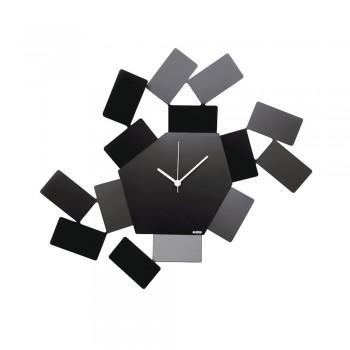 Часы настенные Stanza Scirocco Alessi MT19 B