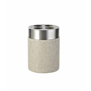 Стаканчик для зубных щеток Stone RIDDER 22010211