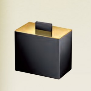 Баночка для косметики Black WINDISCH 88703NO