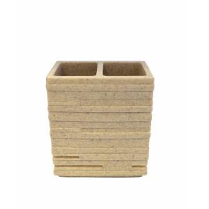 Стаканчик для зубных щеток Brick RIDDER 22150211