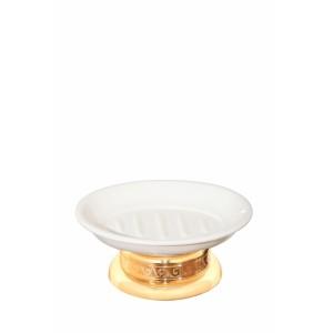 Мыльница настольная керамическая овальная Cameya G1613KO