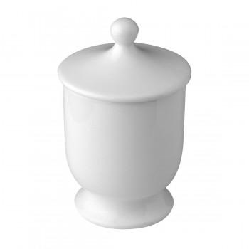 Шкатулка с крышкой высокая, керамика Nicolazzi 6004