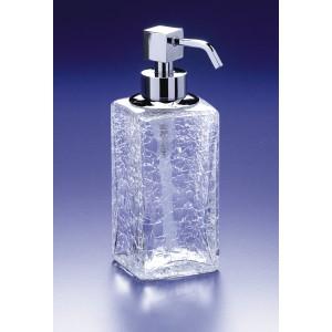 Диспенсер для жидкого мыла BOX CRAQUELE 90412CR Chrome