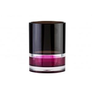 Стакан для зубной пасты PRIMANOVA D-15283 FLOAT (розовый)