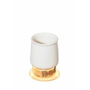 Стакан настольный керамический Cameya G1614K