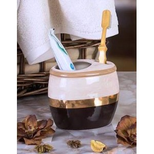 Стакан для зубной пасты и зубной щётки PRIMANOVA D-18332 LIDYANA