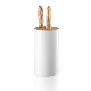 Подставка для ножей Nordic Kitchen белая Eva Solo 515296