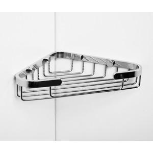 Полка металлическая угловая WasserKRAFT К-733