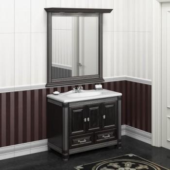 Мебель для ванной комнаты Opadiris Корлеоне Венге