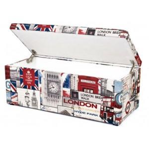 Банкетка с крышкой Сундук 95 Лондон