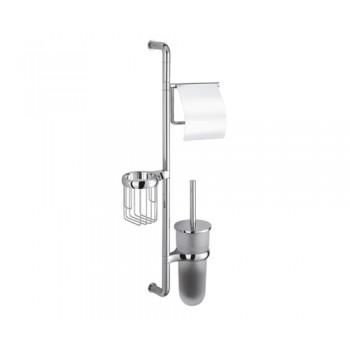 Стойка для туалета настенная комбинированная WasserKRAFT K-1438