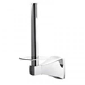 Держатель для туалетной бумаги вертикальный WasserKRAFT Wern К-2597