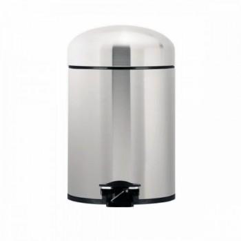 Ведро для мусора Brabantia Retro (5л) с педалью 361883