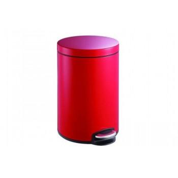 Ведро для мусора с педалью Classic Primanova D-15331 (12 л) красное