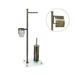 Стойка напольная для туалетной бумаги WasserKRAFT Exter K-1234