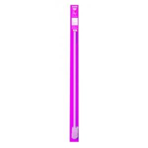 Штанга для шторки стальная M-05803 розовая