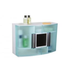 Шкафчик для ванной Primanova с зеркалом M-09324